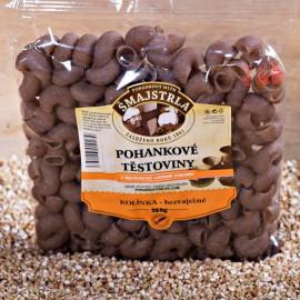 Pohankové těstoviny kolínka Šmajstrla 250 g