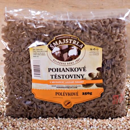 Pohankové těstoviny polévkové Šmajstrla 250 g