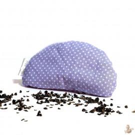 Pohanková podložka pod zápěstí fialová