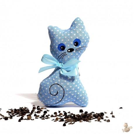 Pohanková kočička modrá malá