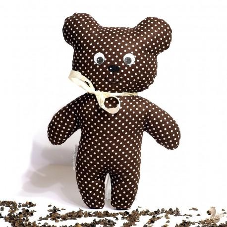 Pohánkový medvedík hnědý puntík