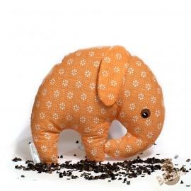 Pohankový sloník oranžový květ
