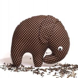 Pohánkový sloník hnědý puntík