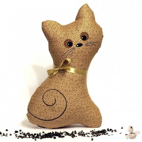 Pohánková mačička béžový kvet