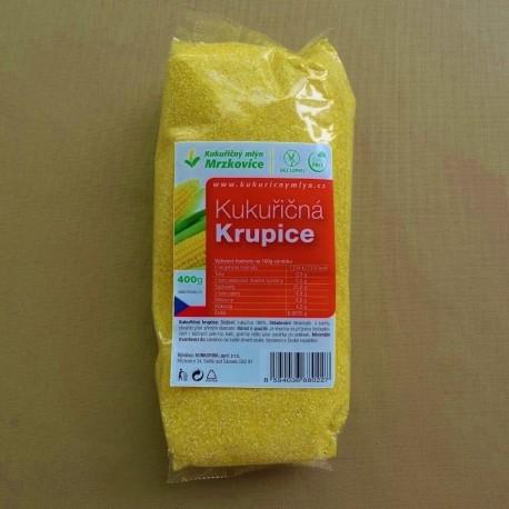 Kukuřičná krupice 400 g