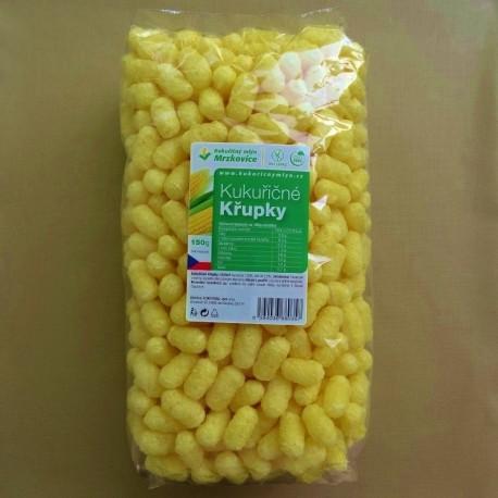Kukuřičné křupky slané 150 g