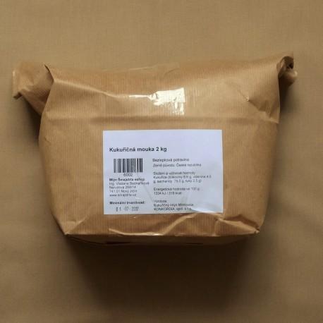 Kukuřičná mouka 2 kg