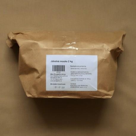 Jáhelná mouka 2 kg