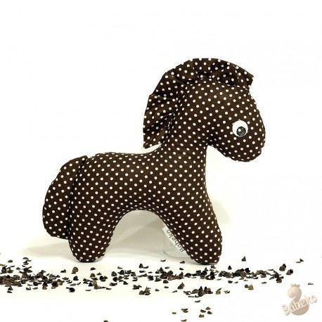 Pohankový koník hnědý puntík