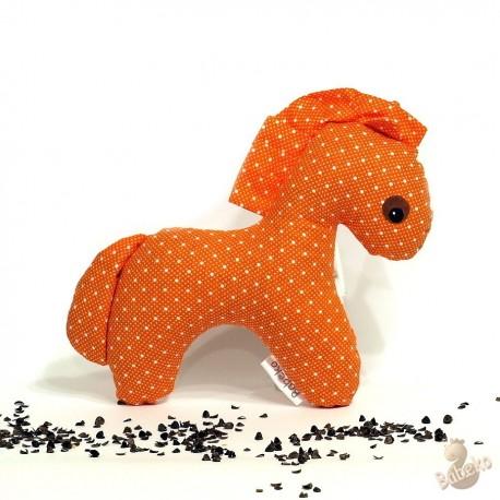 Pohankový koník oranžový puntík