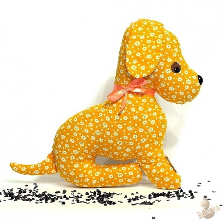 Pohánkový psík oranžový kvet