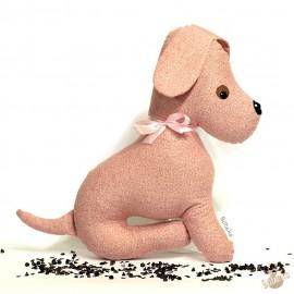 Pohánkový psík ružový kvet