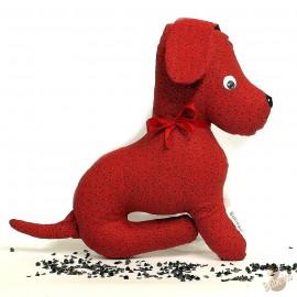 Pohánkový psík červený kvet