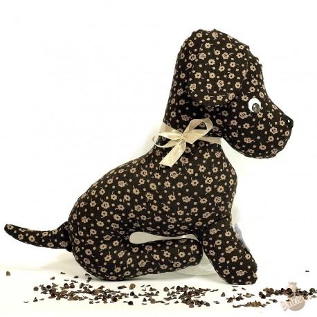 Pohánkový psík hnědý kvet