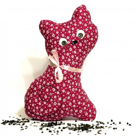 Pohanková kočička malinový květ