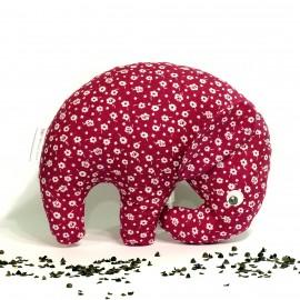 Pohánkový sloník malinový kvet