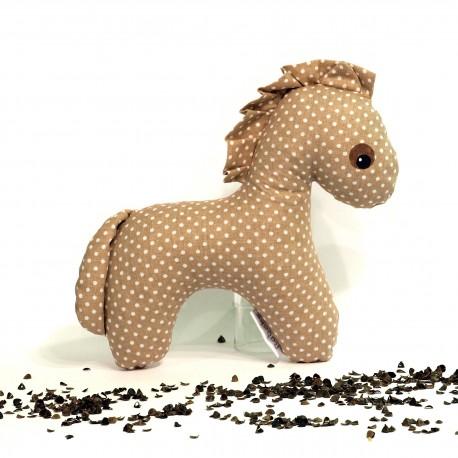 Pohankový koník béžový putík