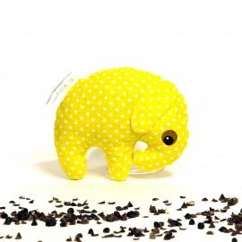 Pohánkový sloník žltý puntík malý