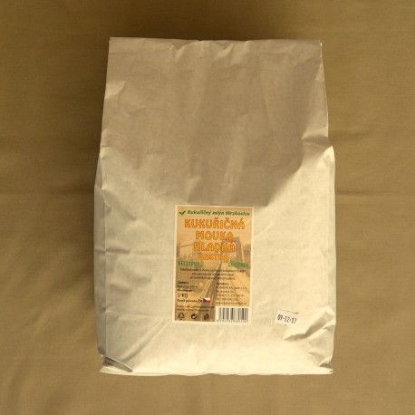 Kukuřičná mouka 5 kg