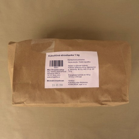 Kukuřičná strouhanka 1 kg