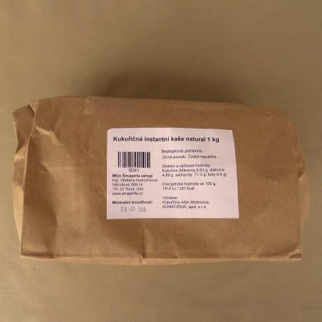 Kukuričná instantná kaša 1 kg