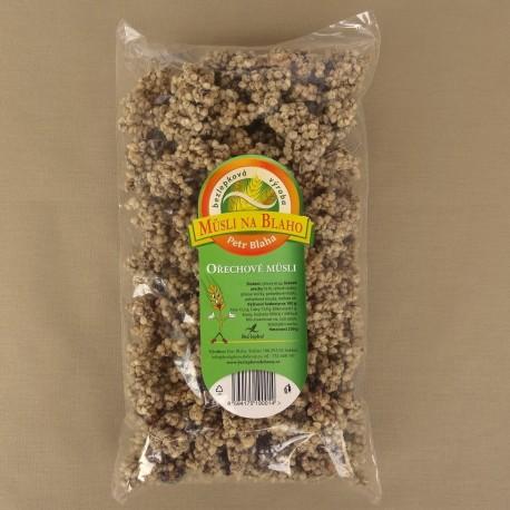 Ořechové müsli 250 g
