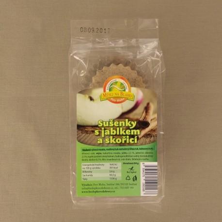 Sušienky s jablkom a škoricou 84 g