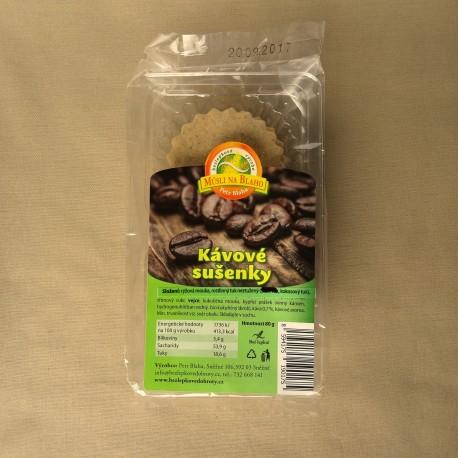 Kávové sušienky 84 g