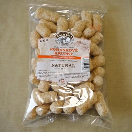 Pohánkové chrumky natural Šmajstrla 50 g