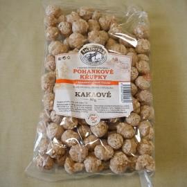 Pohankové křupky kakaové 50 g