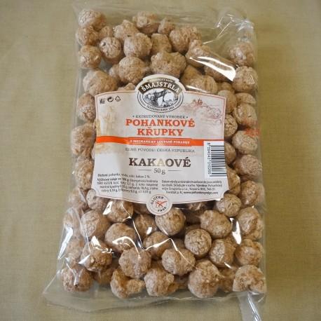 Pohankové křupky kakaové Šmajstrla 50 g