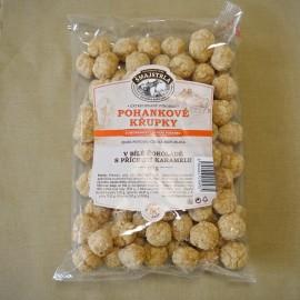 Pohankové křupky karamelové 60 g