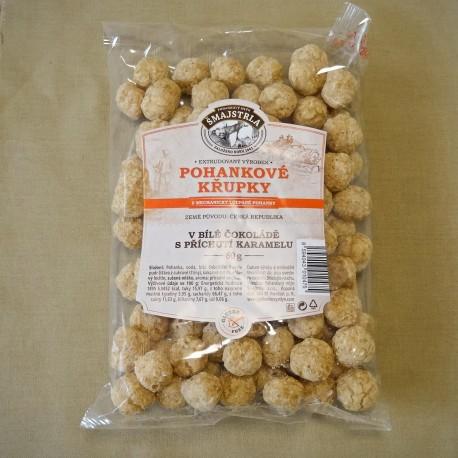 Pohánkové chrumky karamelové 60 g