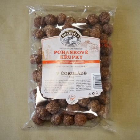 Pohankové křupky čokoládové 60 g